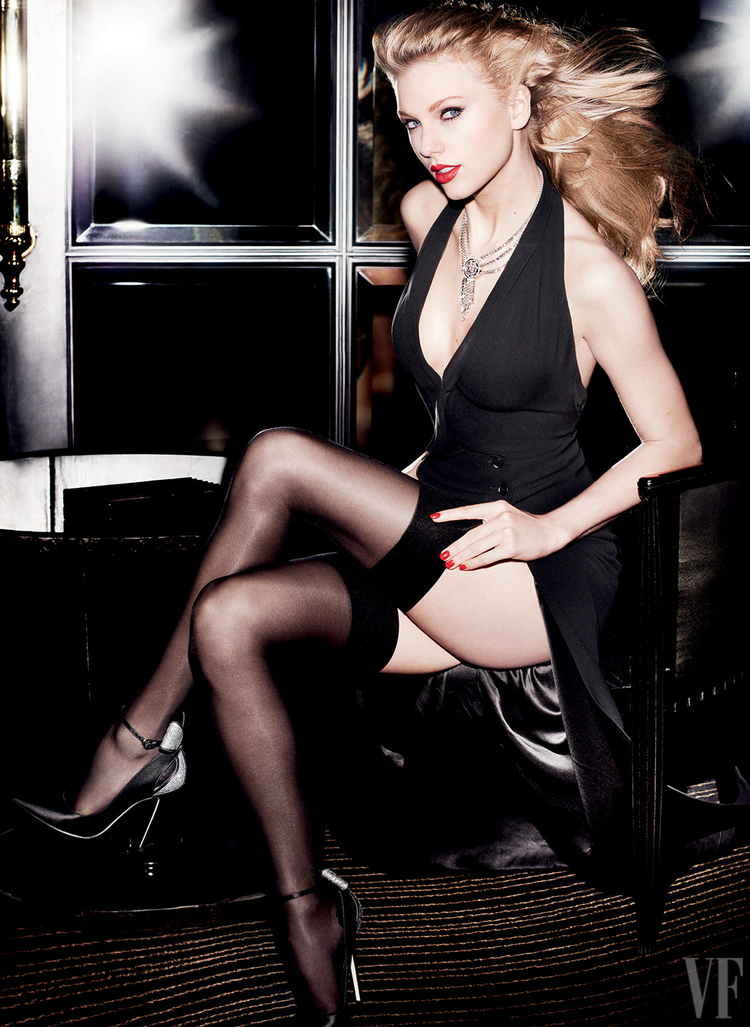 Pictures Taylor Swift In Hot Lingerie For Vanity Fair 2015 Justrandomthings