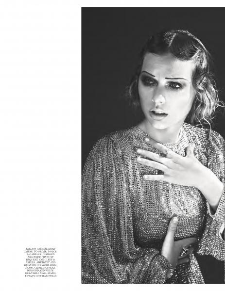 S Vogue Editoral Actual Vogue Fashion Spread